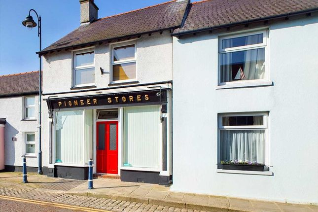 Thumbnail Flat for sale in High St, Cemaes Bay, Anglesey