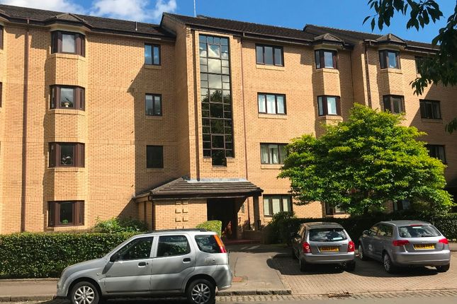 Thumbnail Flat to rent in Addison Road, Kirklee, Glasgow