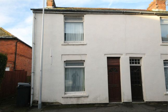 Thumbnail End terrace house to rent in St Nicholas Road, Newbury