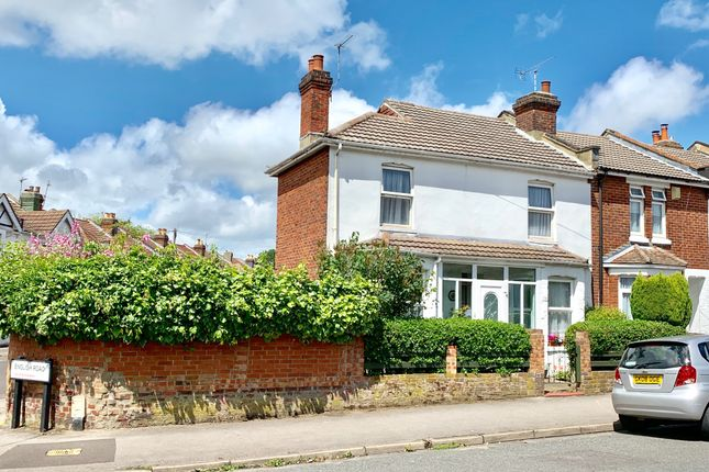 Thumbnail End terrace house for sale in English Road, Shirley, Southampton