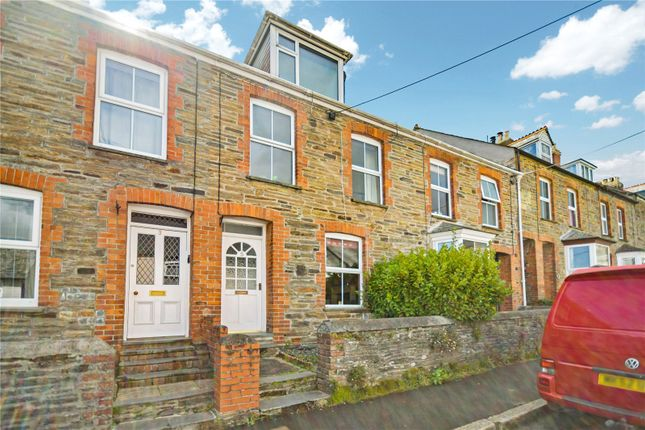 Thumbnail Terraced house for sale in Town Quay, Harbour Road, Wadebridge