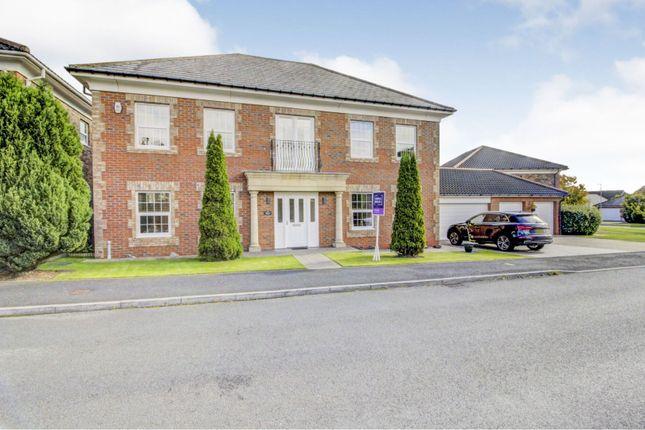 Thumbnail Detached house for sale in Burdon Walk, Hartlepool