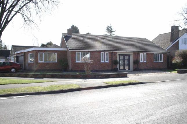 3 bed detached bungalow for sale in Maytree Drive, Kirby Muxloe, Leicester