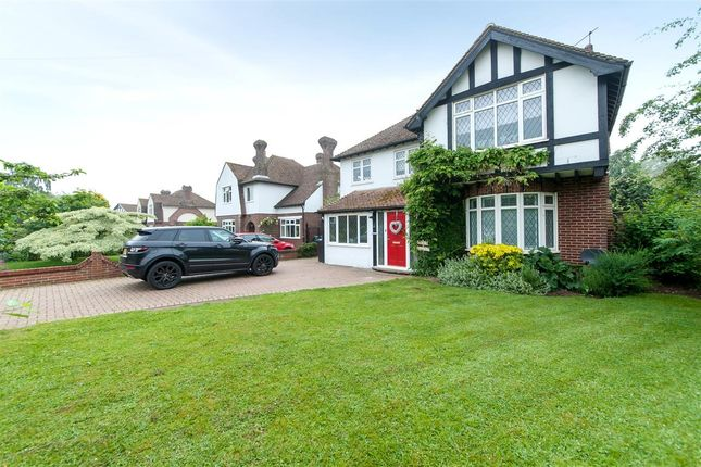 Thumbnail Detached house for sale in Highfield Close, Rough Common, Canterbury