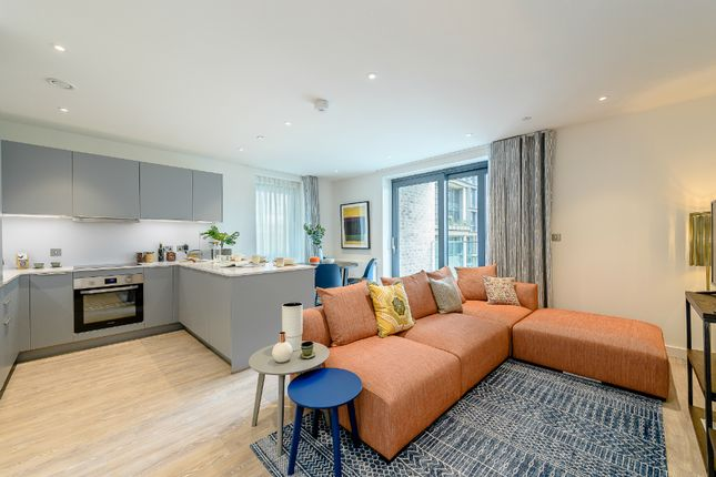 Thumbnail Flat to rent in 10 Elvin Gardens, Wembley, Greater London, 0Gw, United Kingdom