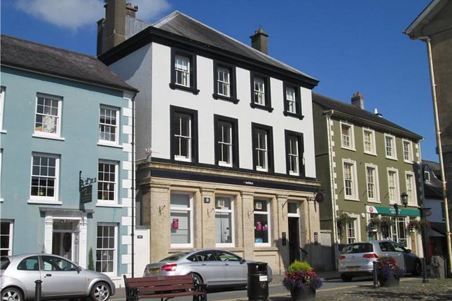 Thumbnail Office for sale in 5, Market Square, Llandovery, Carmarthenshire, Wales