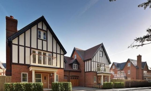 Thumbnail Link-detached house for sale in Taplow Riverside, Mill Lane, Taplow