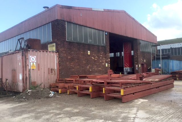 Thumbnail Industrial for sale in Churchill Way, Manchester