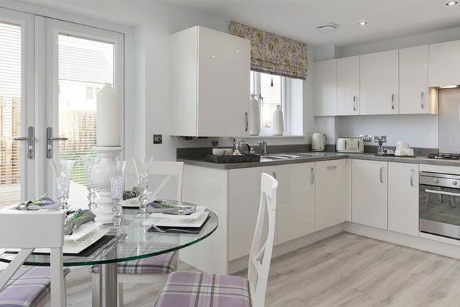 3 bed detached house for sale in The Fyvie, Ravenscraig, The Castings, Meadowhead Road, Ravenscraig, Wishaw ML2