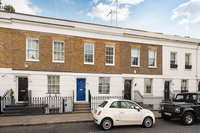 Thumbnail Terraced house for sale in Walton Street, London