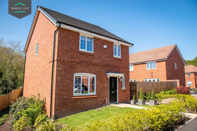 Thumbnail Semi-detached house to rent in Harebell Gardens, Houghton Regis, Dunstable