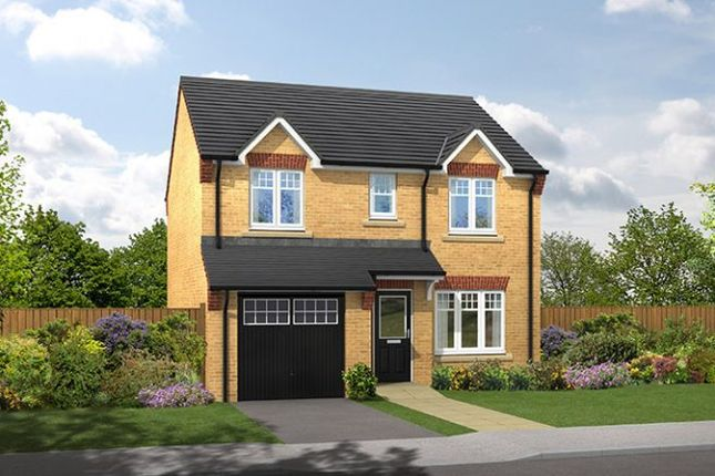"""Thumbnail Detached house for sale in """"The Ashford"""" at Ravenswood Fold, Off Premier Way, Glasshoughton, Castleford"""
