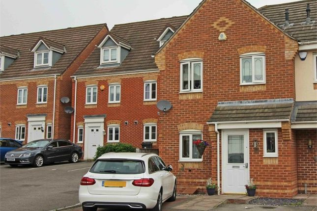 Thumbnail End terrace house for sale in Perry Close, Tamworth, Staffordshire