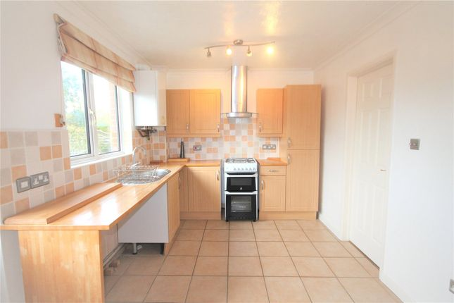 Thumbnail Terraced house to rent in High Mead, Royal Wootton Bassett, Wiltshire