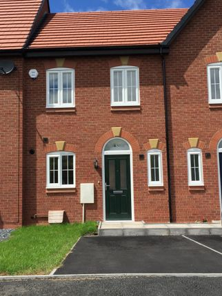 2 bed terraced house to rent in Unity Drive, Pelsall, Walsall WS3