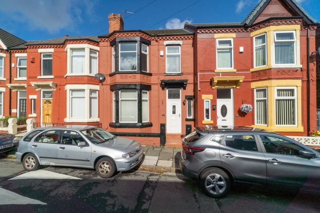 Thumbnail Terraced house to rent in Hamstead Road, Liverpool