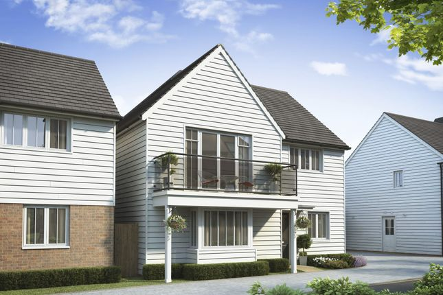 "Thumbnail Detached house for sale in ""Cambridge II"" at Dymchurch Road, Hythe"
