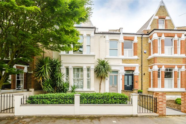 Thumbnail Semi-detached house for sale in Elms Crescent, Clapham, London