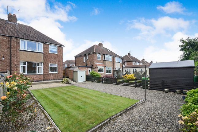 Thumbnail Semi-detached house for sale in Carr Lane, Acomb, York