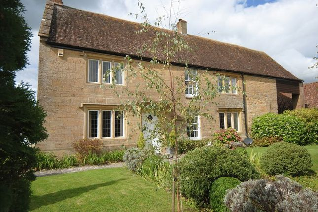 Thumbnail Detached house for sale in Long Load, Langport