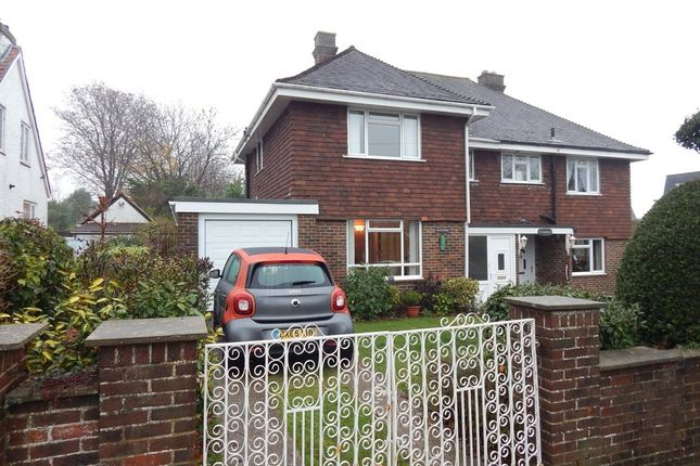 Thumbnail Semi-detached house for sale in Penrhyn Avenue, Drayton, Portsmouth