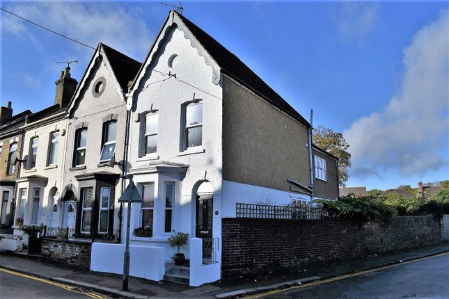 End terrace house for sale in Longley Road, Rochester