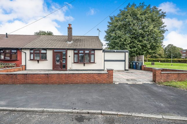 Thumbnail Bungalow for sale in Meadow Close, Moor Drive, Skelmersdale