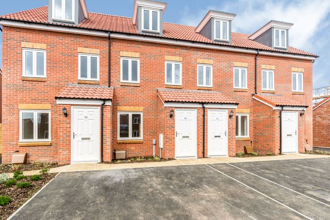 Thumbnail Terraced house for sale in Stafford Road, Sherborne