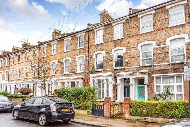 Thumbnail Terraced house to rent in Ambler Road, Finsbury Park