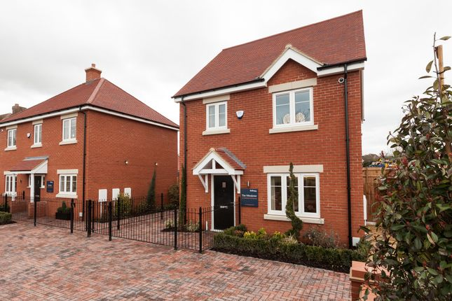 Thumbnail Detached house for sale in Vicarage Road, The Wendover, Chiltern View, Pitstone