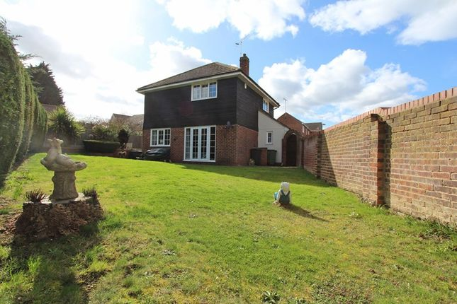 Thumbnail Detached house for sale in Belvedere Avenue, Hockley