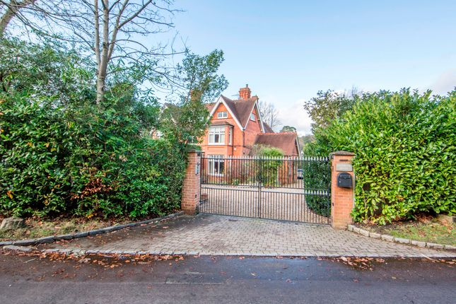 Thumbnail Semi-detached house for sale in Middleton Road, Camberley