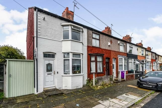 Thumbnail Terraced house for sale in Melling Avenue, Liverpool, Merseyside, .