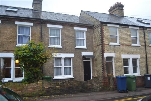 Thumbnail Terraced house to rent in Sedgwick Street, Cambridge