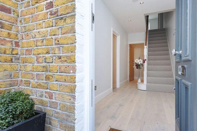 Thumbnail Terraced house to rent in Batson Street, London