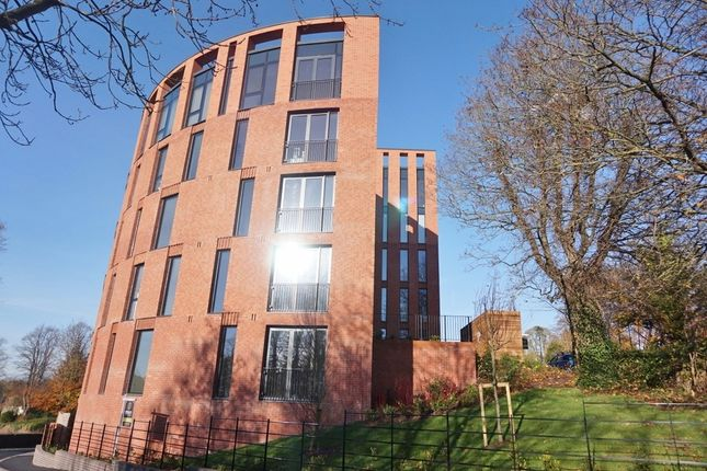 Thumbnail Flat for sale in Sutton Coldfield