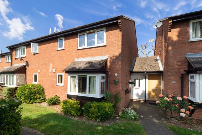 Thumbnail Terraced house for sale in Firs Close, Mitcham
