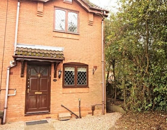 Thumbnail Town house for sale in Moat Road, Oldbury