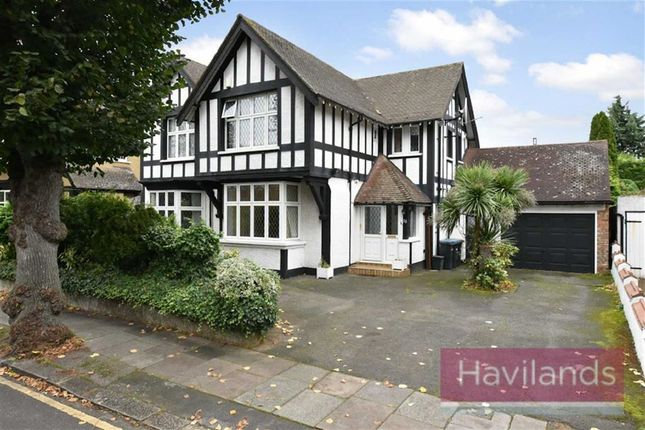 Detached house for sale in Abbey Road, Enfield