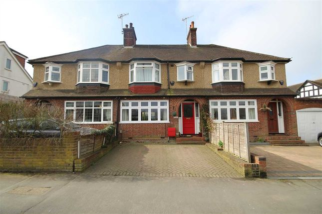 Thumbnail Property for sale in Herkomer Road, Bushey Village WD23.