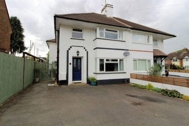 Thumbnail Semi-detached house for sale in Bearton Green, Hitchin, Hertfordshire