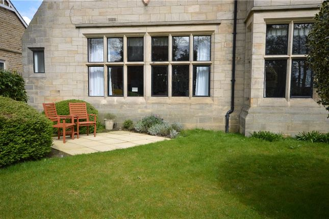 Seating Area of St. Gabriels Court, Horsforth, Leeds, West Yorkshire LS18