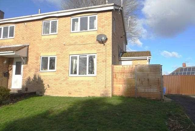 Thumbnail Semi-detached house for sale in Sherbourne Avenue, Chesterfield