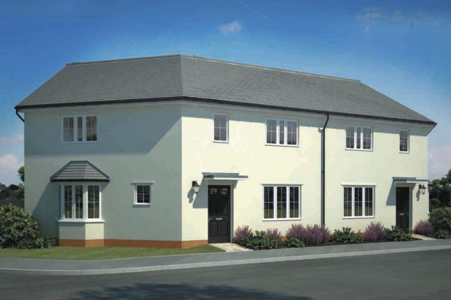 """Thumbnail End terrace house for sale in """"Faringdon"""" at Windsor Avenue, Newton Abbot"""