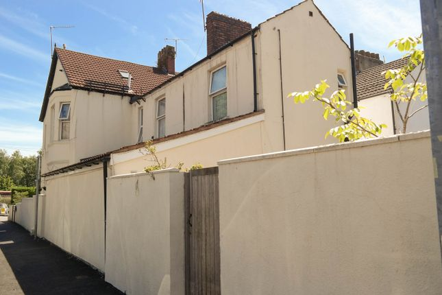 Thumbnail End terrace house for sale in Waterloo Road, Newport