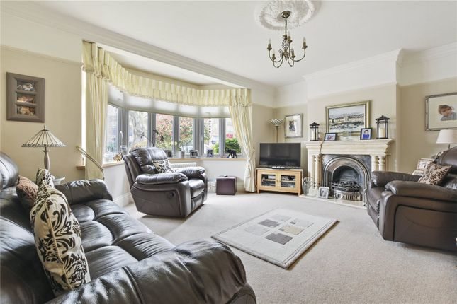 Thumbnail Semi-detached house for sale in Nevin Drive, Chingford, London