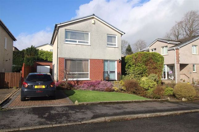 Thumbnail Detached house for sale in Elmbank Road, Langbank Port Glasgow, Inverclyde