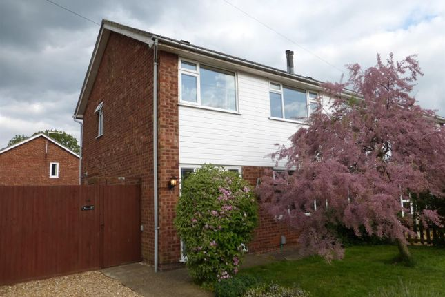 Thumbnail Property to rent in Guildenburgh Crescent, Whittlesey, Peterborough