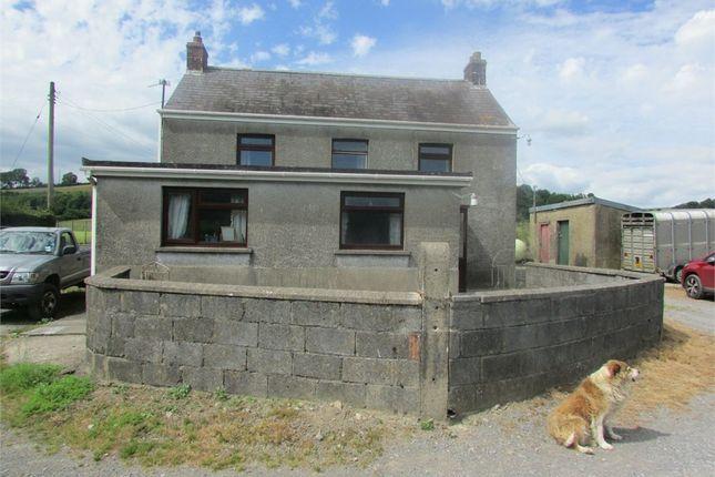 Thumbnail Detached house for sale in Lan Y Gors, Llysonnen Road, Carmarthen