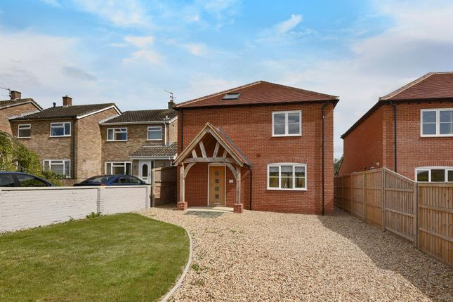 Thumbnail Detached house for sale in Chalgrove, Oxford